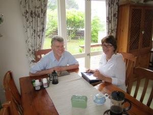 Paul and Gill Ashhurst