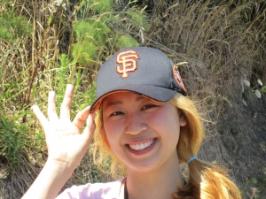 Mijee, my favorite Korean Giants fan