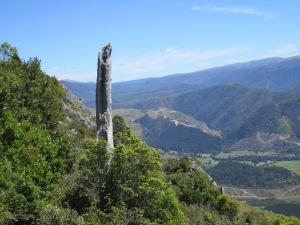 Scenic view of Abel Tasman National Park