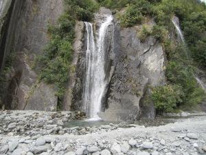 More water falls.