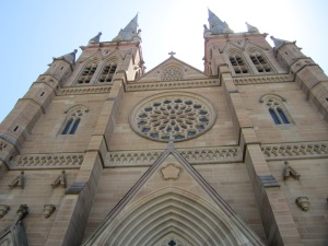 One more pic of the Cathedral.