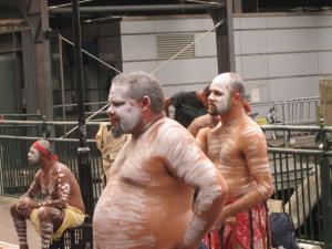"""Aboriginal """"original"""" music. Actually, these guys were quite good. :-)"""