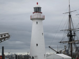 Light house at Darling Harbour.