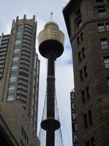 Westfield Sydney Tower Eye.