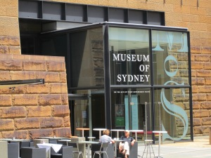 Museum of Sydney.