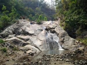 Mor Pang Water Falls.