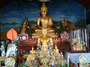 Mae Yen Temple.
