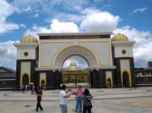 Istana Negara National Palace.
