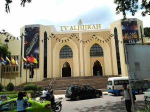 Notable Malaysian television station.