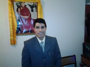 Sanjay, the very helpful Shambaling hotel manager.