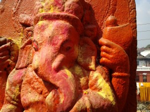 Elephant is a God that is the son of Lord Shiva.