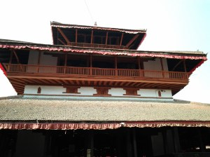 Kasthamandap temple.