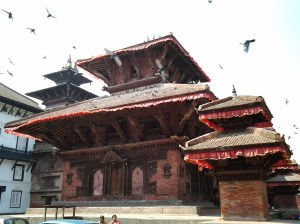 Jagannath Temple which is the oldest structure at HD Square.