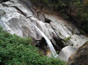 Sundarijal water falls.