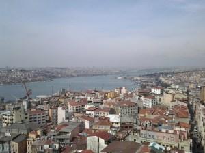 Bosphorus strait.