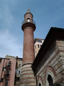 Another shot of the Galata Tower.