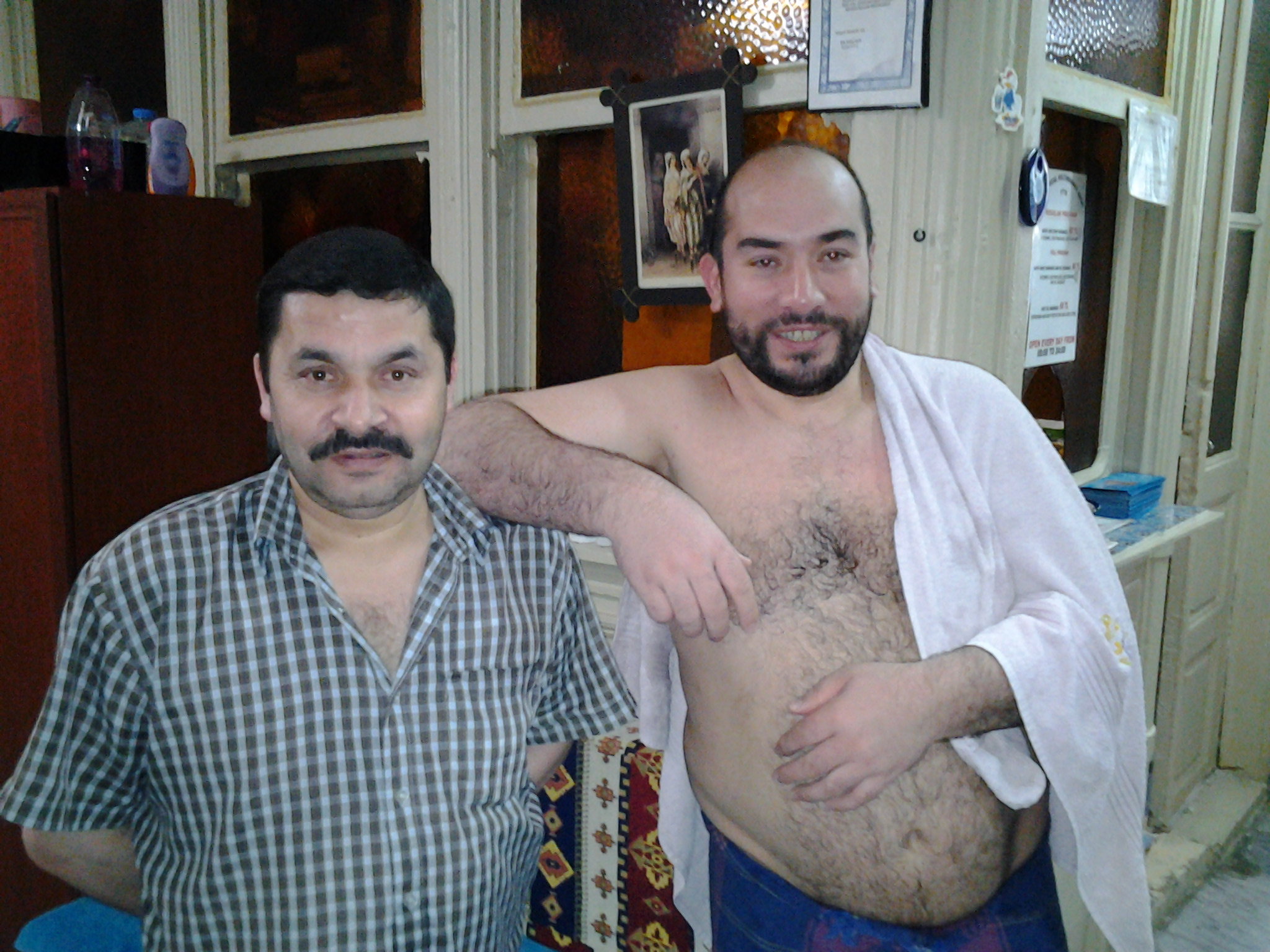 How Cold Was It? So &%$#@!+ Cold That I Went To A Turkish Bath | Around The  World With Steve