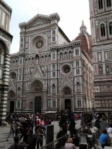 The awe-inspiring Duomo.