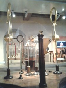 These electrical machines were actually used to entertain Medici and other upper crust society.