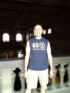 Unfortunately, I couldn't get the Great Room behind me to focus adequately.