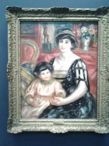 I am not certain, but I believe this is a Renoir.