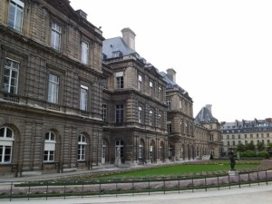 Luxembourg Palace.