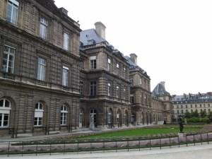 Luxembourg Palace.
