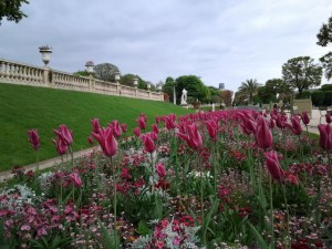 Luxembourg Gardens.