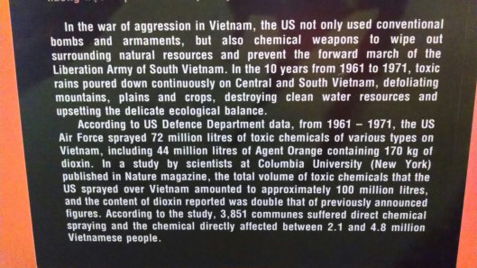 War Remembrance Museum.