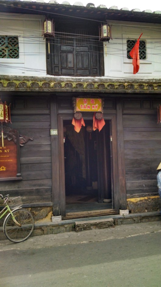 "This is called the ""Old House Of Tan Ky."""