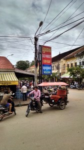 Don't expect too much in Siem Reap. The infrastructure is quite poor, e.g., very few paved streets. That being said, I found it charming and quite relaxful during my stay.