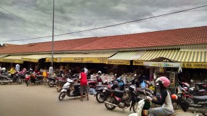 Another photo of the Old Market.