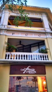 Historic FCC in the heart of Phnom Penh.