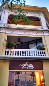 Historic FCC in the heart of Phnom Penh.