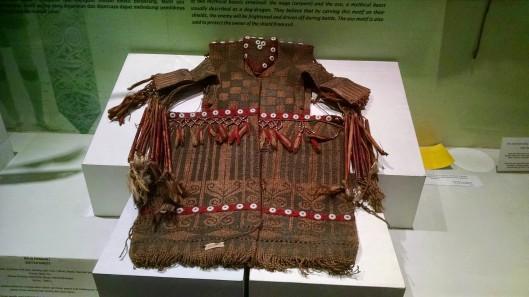 Java islander clothing.